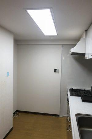 キッチン廻り(ビフォー)