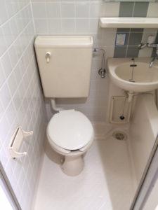 トイレ・ユニットバス内
