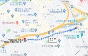ヴェルト横濱石川町Ⅱ405