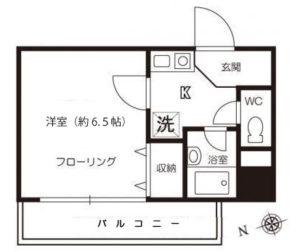 ダイホ―プラザ新横浜902
