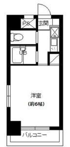 スカイコート早稲田第3-801